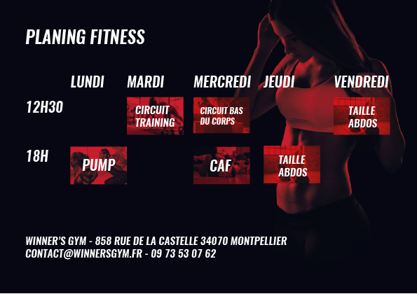 musculation montpellier, salle de sport montpellier sans engagement, winner's gym